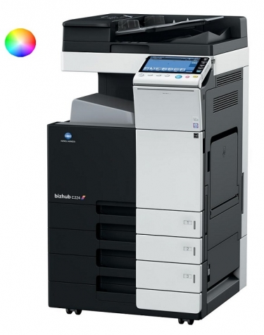 A3 bizhub C284 color