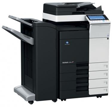 Pronájem tiskárny A3 bizhub 454e color