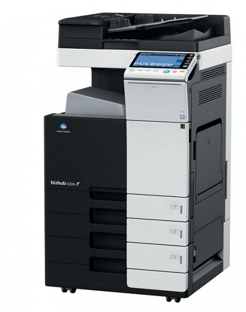 Pronájem tiskárny A3 bizhub C224 color