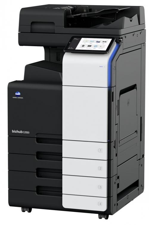 Pronájem tiskárny A3 bizhub  C250i