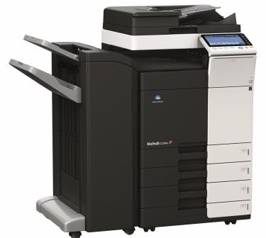Pronájem tiskárny A3 bizhub C554e