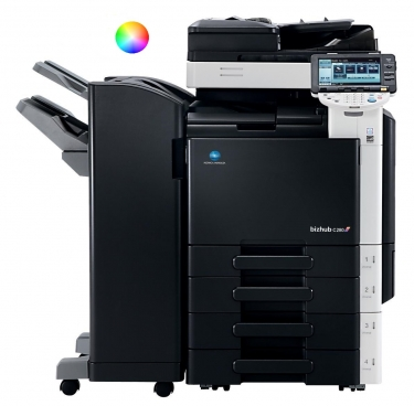 A3 bizhub C452 color