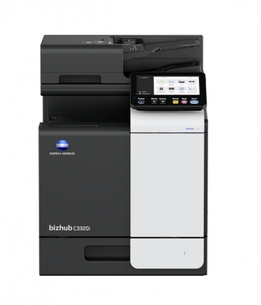 A4 bizhub C3320i color