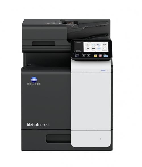 Pronájem tiskárny A4 bizhub C3320i color